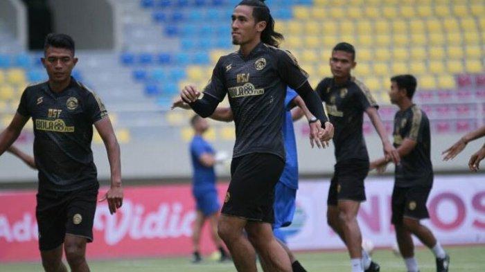 Pelatih Arema FC Yakin Timnya Bisa Atasi PS Tira Persikabo di Laga Pembuka Piala Menpora 2021