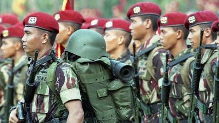 Pasukan Khusus AS Minder Lihat Kemampuan Pasukan Khusus TNI, Ilmu Kebatinan Bikin Tak Berkutik
