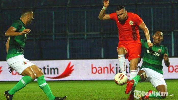 Madura United Gagal ke Final Piala Gubernur Jatim,Rahmad Darmawan Bongkar Dua Kelemahan Timnya