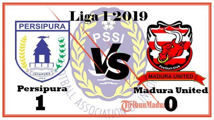 Gol Semata Wayang Boaz Rubah Nasib, Persipura Akhirnya Menang, Rekor Unbeaten Madura United Pupus