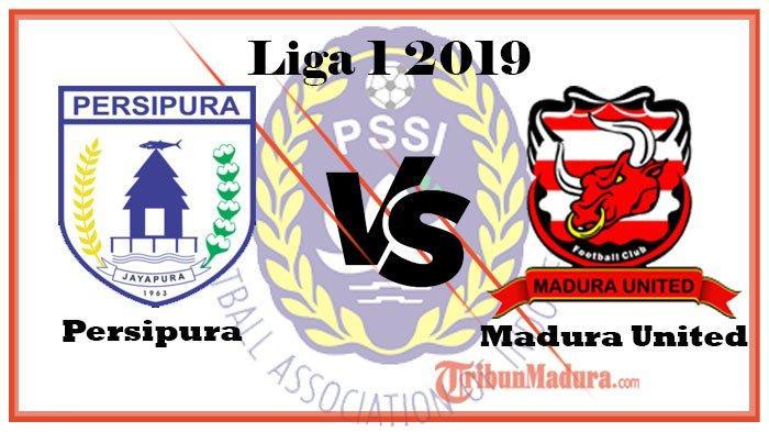 Madura United Vs Persipura Jayapura, Jadi Ajang Gengsi Laskar Sapeh Kerrab Perpanjang Rekor Apik