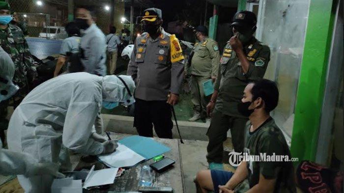 PPKM Darurat di Pamekasan Diperpanjang, Operasi Skala Besar Digelar,Sasar Wilayah Kota dan Pinggiran