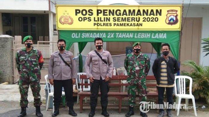 TNI-Polri dan Satpol PP di Pamekasan Jaga 6 Gereja, Pastikan Ibadah dan Perayaan Natal Berjalan Aman