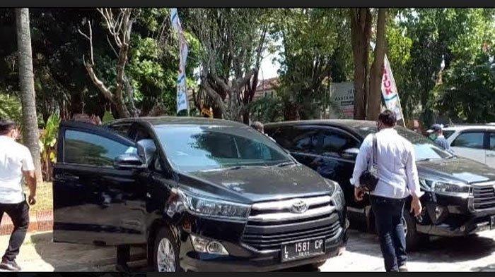 Kepala BKD Ikut Saksikan Tim Bareskrim Polri Geledah Ruang Mutasi BKD Pasca OTT KPK Bupati Nganjuk