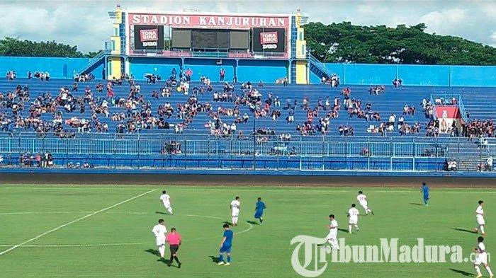 Arema FC Buka Peluang Pindah Kandang saat Liga 1 2020 Kembali Bergulir, Ungkap Alasan di Baliknya