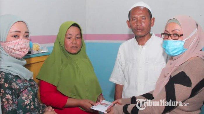 MH Said Abdullah Salurkan Bantuan Biaya Pengobatan Untuk Anak Penderita Tumor-Gizi Buruk di Sumenep