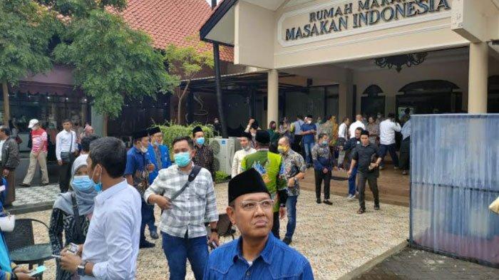 Cerita Bendahara PMII Jatim saat Gempa Malang, Ada Teriakan Histeris Kala Muscab IKA PMII Surabaya