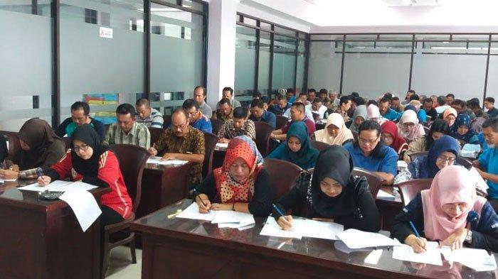 BP2D Kota Malang Gelar Tes Kompetensi Persiapkan SDM demiKejar Target Rp 1 Triliun di 2023