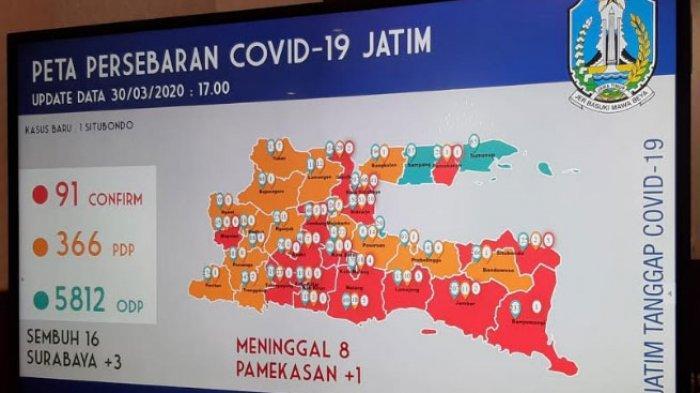 Satu Pasien Positif Covid-19 di Pamekasan Meninggal, Jadi Kasus Pertama di Madura