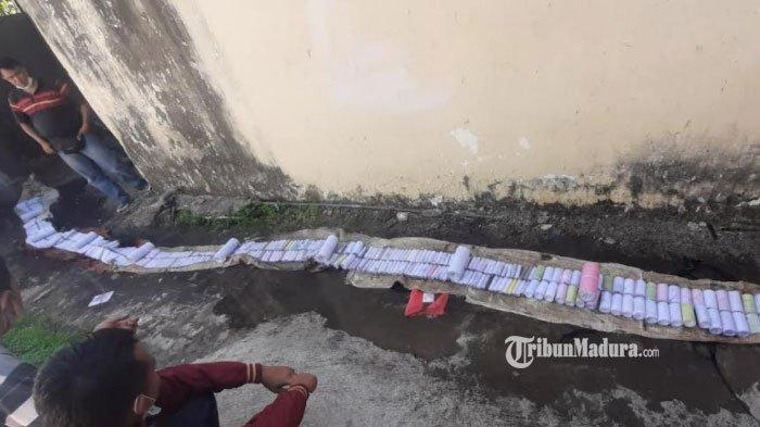 Dua Warga Desa Durbuk Pamekasan Terancam Hukuman Mati, Kedapatan Meracik Benda Membahayakan ini