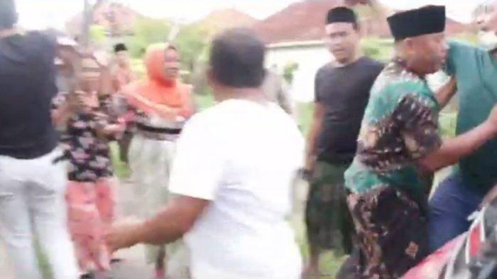 Penyergapan Gagal, Petugas BNN Jatim Diamuk Massa, Terduga Bandar Sabu Sampang Tidak Ada di Lokasi