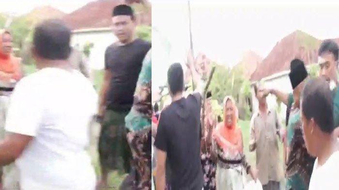 Bandar Narkoba Gagal Ditangkap, Petugas BNN Jatim Malah Diteriaki Hingga Diamuk Massa di Sampang