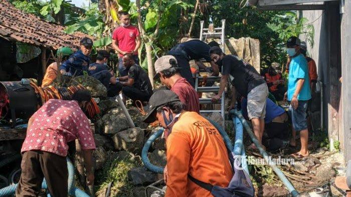 Dilaporkan Menghilang, Pria Mojokerto Ditemukan Tercebur ke Sumur Tua, Diduga Sengaja Jatuhkan Diri