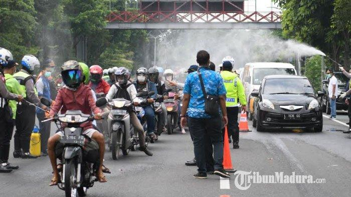 Surabaya Akan Berlakukan Karantina Wilayah, Screening Bakal Diterapkan di 19 Pintu Masuk