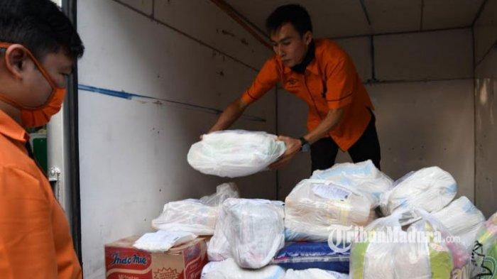 Warga Sidoarjo dan Gresik Bisa Belanja Sembako Murah dan Gratis Ongkos Kirim di Lumbung Pangan Jatim