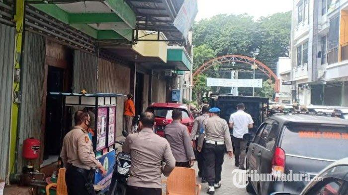 Warga Pakai Masker Kendur, Petugas Gabungan Kembali Gelar Operasi Yustisi di Ruas Jalan Gresik