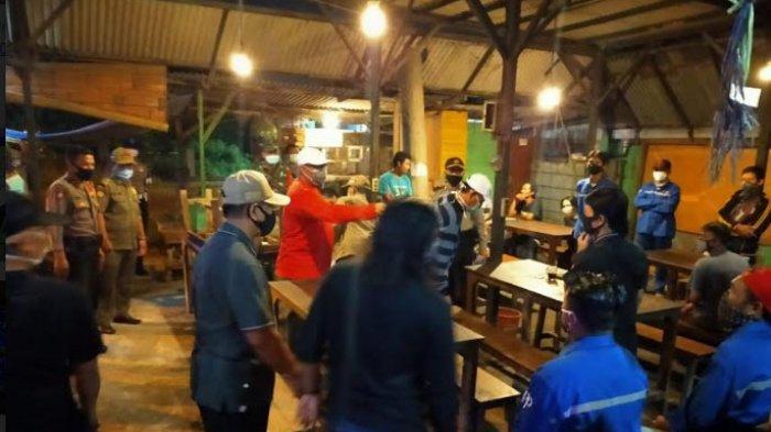 Pelanggar Jam Malam PSBB Gresik Tahap II Diusulkan Menginap di Kantor Polisi atau Kodim Agar Jera