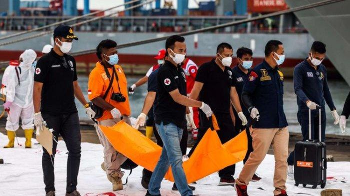 Nama Agus Minarni Korban Sriwijaya Air SJ 182 Teridentifikasi, Keluarga Belum Laksanakan Salat Gaib