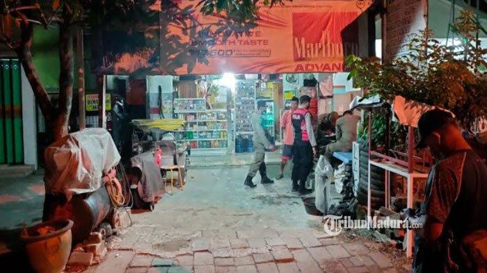 Sediakan PSK, Warung Remang-Remang di Lamongan Diobok-Obok Petugas Gabungan, 11 Orang Diamankan