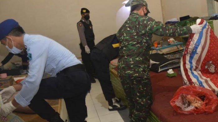 Geledah Kamar Warga Binaan di Lapas Kelas I Malang Selama Dua Jam, Petugas Temukan 13 Senjata Tajam