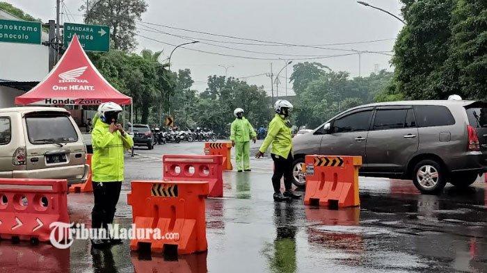 PPKM Jawa-Bali Berlaku Hari Ini, Gubernur Jatim Perintahkan Kepala Daerah Tingkatkan Operasi Yustisi