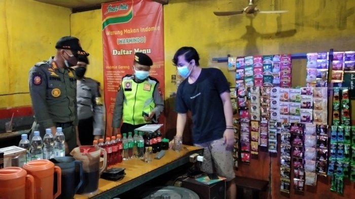 Terjaring Razia Satpol PP Jatim, 7 Wakop Perbatasan Surabaya-Sidoarjo Beroperasi di Luar Jam Malam