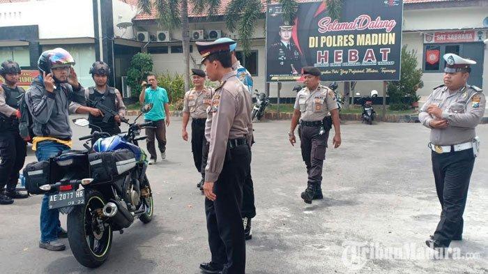 Pelayanan SKCK di Polres Madiun Berlangsung Normal, Warga Diimbau Tak Khawatir Soal Bom Bunuh Diri
