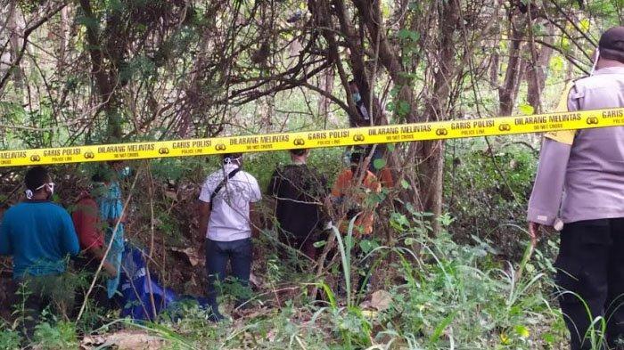 Mayat Misterius Menggantung di Akar Pohon Hutan Tuban, Kondisi Tubuh Tidak Utuh dan Tampak Kerangka