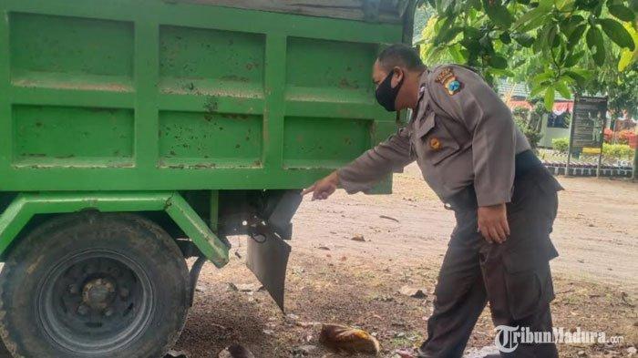 Boncengan Motor Bertiga, Pemuda diKandat Kediri Terlibat Kecelakaan Maut, Satu Orang Tewas