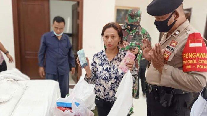 Kronologi Wanita Bawa Uang Mainan Senilai Rp 1,3 Miliar, Sudah Tinggal di Hotel 14 Hari di Malang