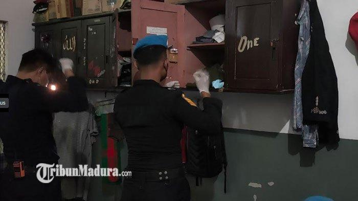 Lapas Narkotika Pamekasan Gelar Razia Geledah Kamar Tahanan, Sejumlah Barang Terlarang Ditemukan