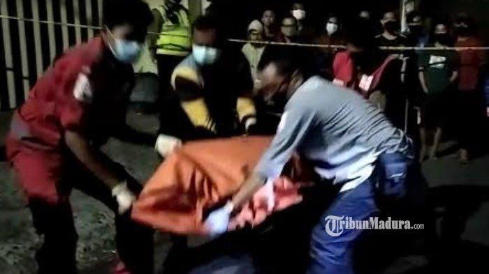 Pria Nganjuk Ditusuk Sepulang Takziah, Tiba-Tiba Dicegat 2 Motor, Meninggal sebelum Ditangani Dokter