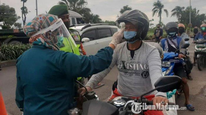 UPDATE CORONA di Gresik Selasa 26 Mei 2020, Ada Tambahan 2 Kasus, Satu Pasien dari Klaster Surabaya
