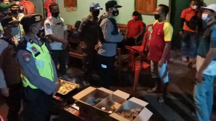 Satgas Covid-19 Hentikan Acara Halal Bihalal dan Electone Tunggal di Rumah Warga Kota Blitar