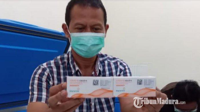 16.400 Vaksin Tahap Dua Sudah Tiba di Kabupaten Tulungagung, Didistribusikan Mulai Hari Ini