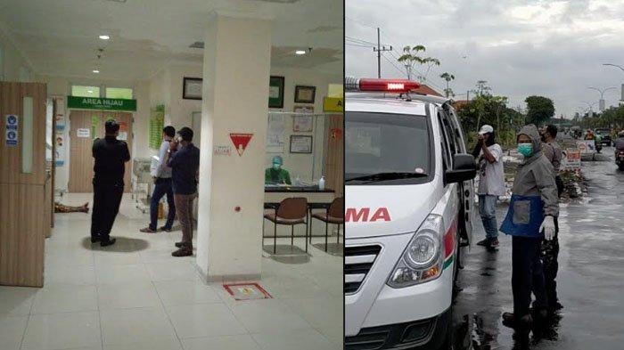 Pasien Covid-19 Coba Kabur dari RSUD Ibnu Sina Gresik, Pihak RS Harap Keluarga Pasien Percaya Nakes