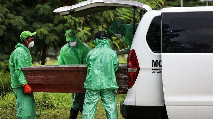Polda Jatim Siap Bantu Pemakaman Pasien Corona yang Meninggal dan Fasilitasi Petugas dengan APD