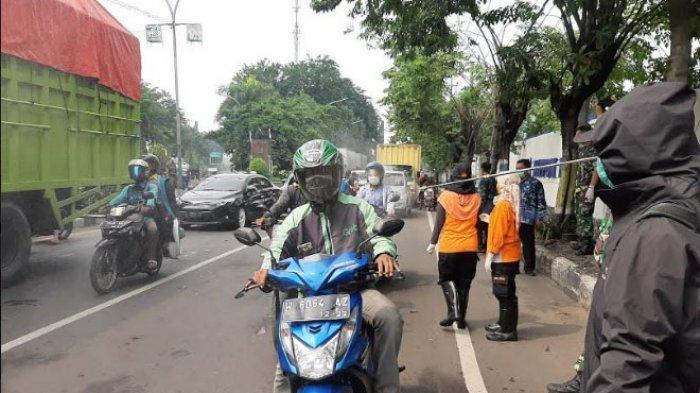 PSBB Surabaya Raya Berlangsung Selama 14 Hari, Khofifah: Diperpanjang Jika Situasi Belum Membaik