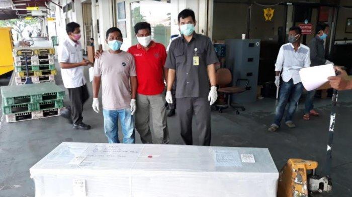 7 TKI Ilegal asal Pamekasan yang Meninggal di Tempat Kerjanya Dapat Pelayanan Pengeluaran Jenazah