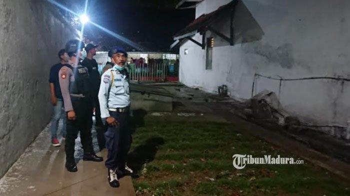 Hasil Razia di Blok Hunian Warga Rutan Klas IIB Sampang, Petugas Temukan Pisau Dapur di Bawah Bantal