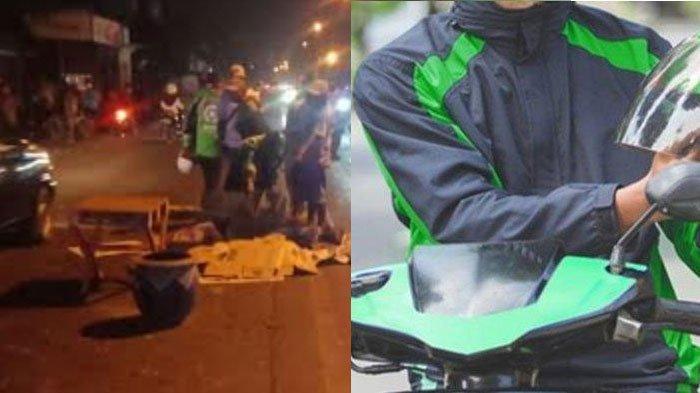 Driver Ojol Pria Kecelakaan di Jalan Raya Meduran Gresik dan Meninggal saat Antar Order Makanan