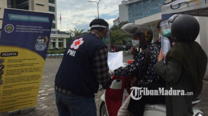 Pemkot Malang Imbau Peserta UTBK Tak Keluyuran Setelah Jalani Tes, Cegah Penyebaran Virus Corona