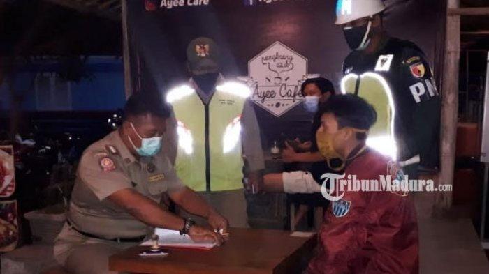 Pengunjung dan Pengelola Kafe Langgar Protokol Kesehatan, Langsung Disidangkan di PN Kota Kediri