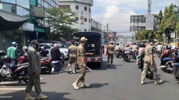 Mall di Kota Malang yang Buka saat PSBB Malang Raya Terancam Disanksi, Ada Teguran hingga Cabut Izin