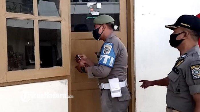 Satpol PP Ketuk Pintu Kamar Mahasiswi Ternyata ada Pria Penjual Mie Ayam, Jawabannya Bikin Heran