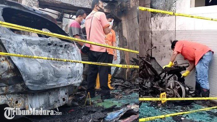 Teror Sempat Diterima Pejabat di Tulungagung ini Sebelum Kebakaran Terjadi, Begini Kronologinya