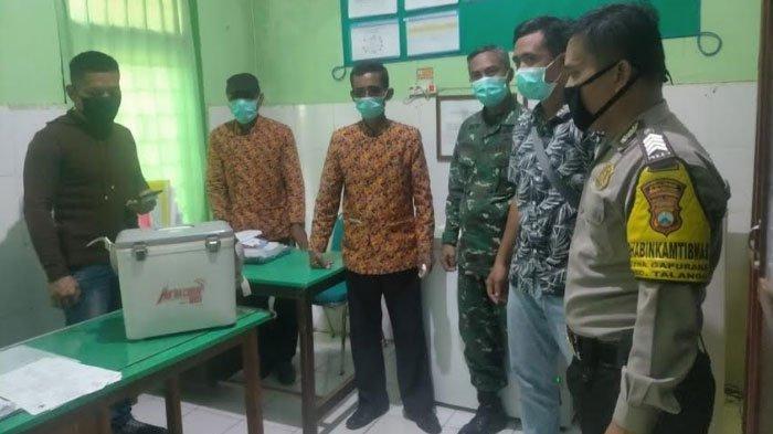 Jumlah Vaksin Covid-19 Belum Cukup untuk 3.750 Tenaga Kesehatan di Kabupaten Sumenep Madura
