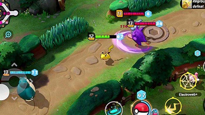 Bakal Jadi Pesaing Mobile Legends, Game Pokemon Unite Akan Diluncurkan oleh Tencent dan TIMi Studios