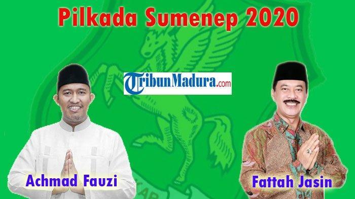 REAL COUNT KPU PILKADA SUMENEP 2020 Senin 14 Desember, Data Masuk 94,04%, Achmad Fauzi Masih Unggul