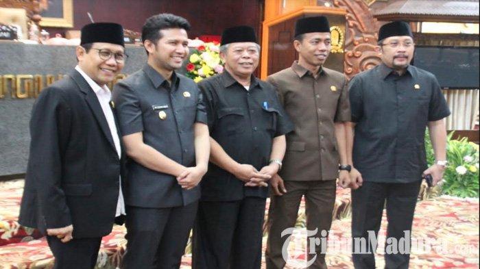 Pembagian Ketua Komisi Masih Alot, 5 Pimpinan DPRD Jatim Ditetapkan: Golkar Tak 'Mengemis' Jabatan